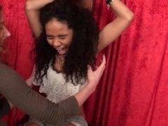 Frantically Ticklish Frida
