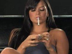 sasha cane smoking and masturbating 3