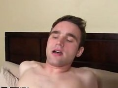 Amazing gay scene Aiden is able to get his spear lovely and deep inwards