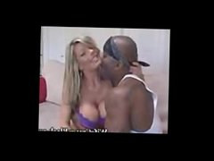 hard black dick gets long stroked