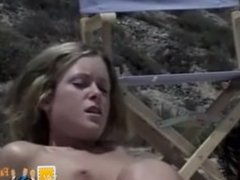 Couple Fucking on Nudist Beach