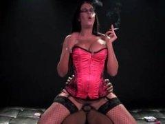 Emma Butt- Smoking Fetish 4