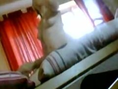 sex addicted cougar caught on spy cam
