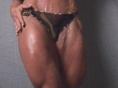 Sarah D in shape