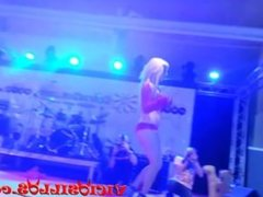 Nora Barcelona y Pamela Sanchez lesbian show in SEM by Viciosillos.com