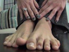 jessica foot pov