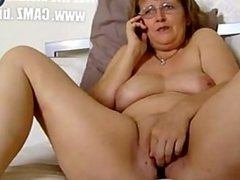 String in pussy Matures
