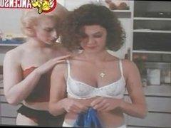 Nicole de Boer - Ezri Dax DS9 in Underwear 2