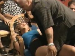 british girl on stage orgasam hyptotist epic