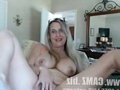 Hot granny with dildo Matures from www.camz.biz