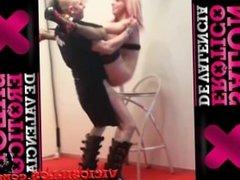 Nora Barcelona y Ratpenat fuck in webcam in SEV 2013 by Viciosillos.com