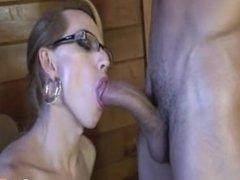 My secretary is a secret transsexual 1 - scene 3
