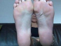 Charley foot fetish