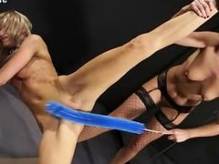 Wet pussy blowjob tutorial