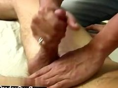 Hot gay sex Mr. Hand has some joy surprises laid out for Cory in this
