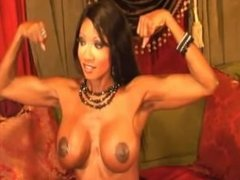 Diamond Jackson Webcam Show