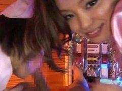 Nana Kitami and Yoko Threesome