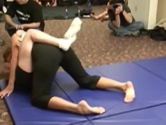 Strong female wrestling-Mikayla miles