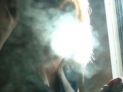 Smoking in the Sunlight