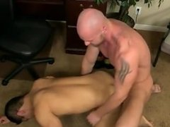 Hot gay sex After face banging and slurping his ass, Mitch pummels