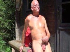 23.06.2014 Pause beim Nacktwandern