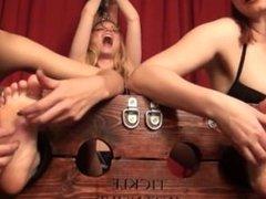 Sweetheart Stella's Double Trouble - FF/F, Blondie Gets It Good!