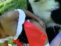 (Panda Fuck) Madelyn- Fairytale Sex Toys Porn Movie