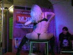 Kitty Sixx Solo Show