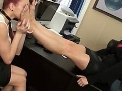 Is There Something Else I Could Do??? Your Feet Fucking Stink That's Sexy