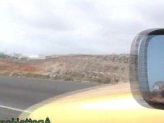 pipe au bord de la route sur ma webcam en direct