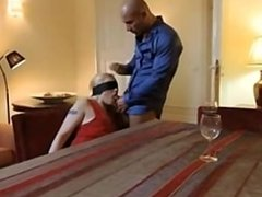 Passionate anal sex on the table