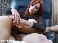 Pegged by Shanda Fay!! The Best Pegging MILF Massage Ever?!