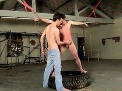 Naked men Hung Boy Made To Cum