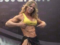 Joanna Romano posing