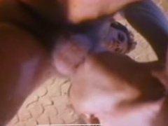 Johnny Dawes fucks Eric Stryker - Vintage Gay Porn - KNOCKOUT (1983)