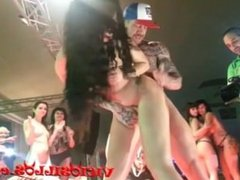 Orgy in SEM featuring Conrad Son y la Pornoband by Viciosillos.com