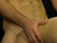 Gay cock Austin Tyler was in the mood to be bond and decently punished,