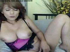 Mature masturbates on webcam Matures from www.camz.biz' **** best