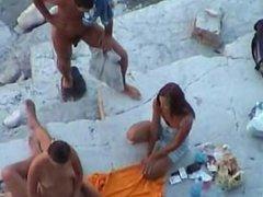 Beach Sex Amateur #32