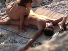 Beach Sex Amateur #25