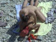 Beach Sex Amateur #21