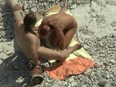 Beach Sex Amateur #06