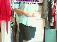 Hot redhead amateur teen striptease.Webcams