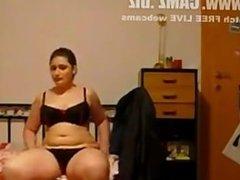 Chubby Girl Masturbating - negrofloripa -
