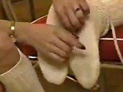 ChloeCreations feet tickling