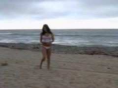 Sunny Leone Beach Bunny