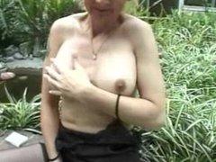 Granny the tranny 1 part