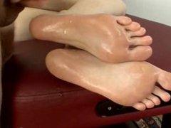 Feet Look Better In Slow Motion