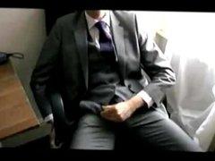 Grey Suit Cum