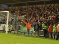 Colin Healy Overhead Kick